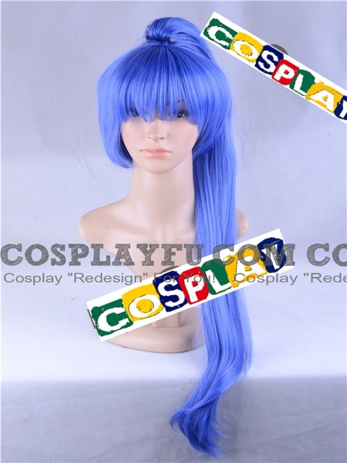 Ichi Akabane wig from Aoharu x Machinegun