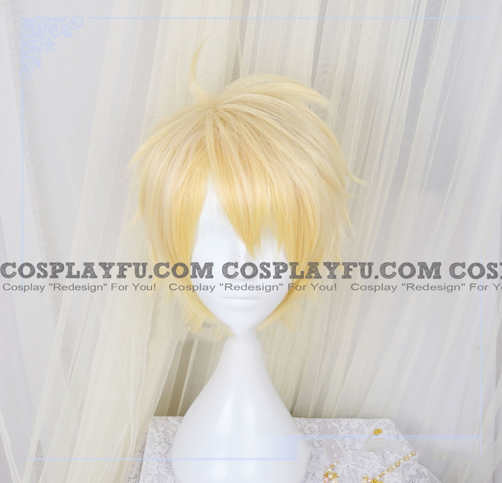 Arashi Narukami wig from Ensemble Stars