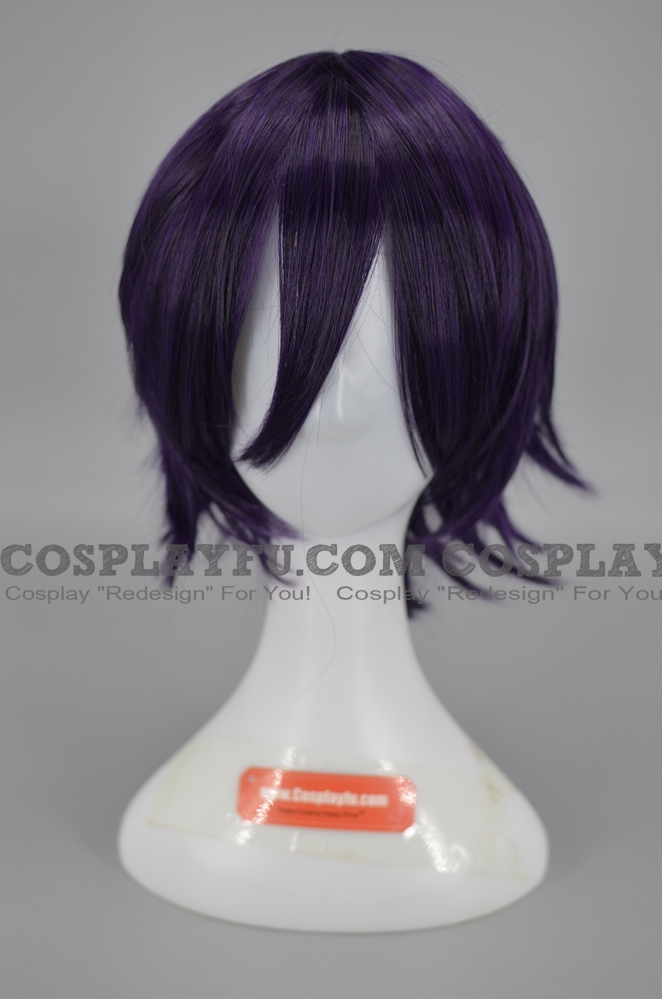Leo Baskerville wig from Pandora Hearts