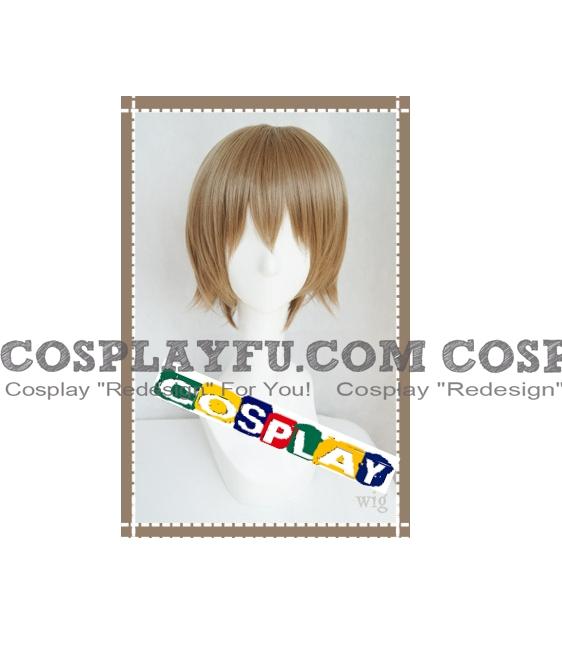 Hinami Fueguchi wig from Tokyo Ghoul