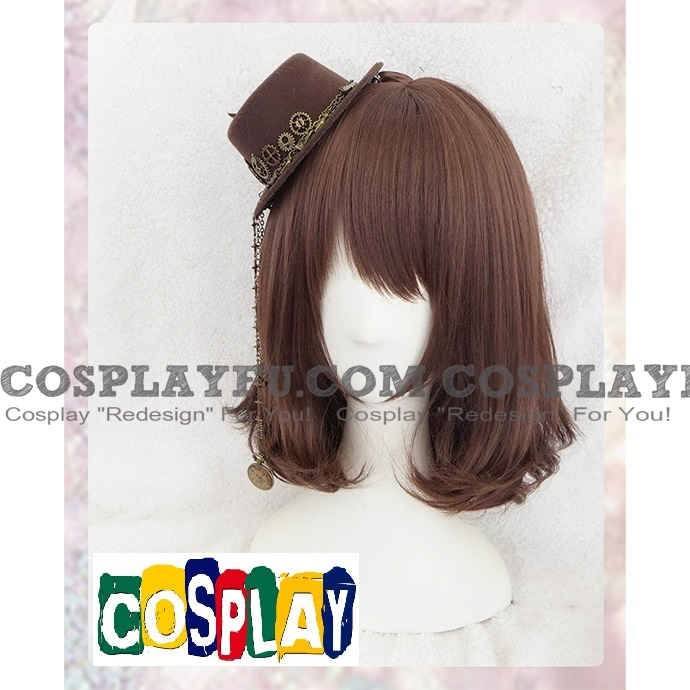 Heroine wig from Amnesia