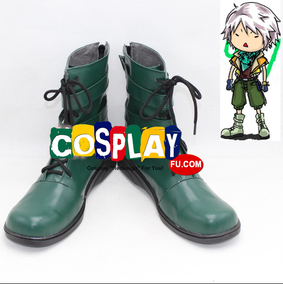 Hope Estheim Shoes (9738) from Final Fantasy XIII