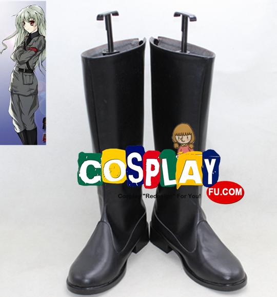 Chiyomi Anzai Shoes (0276) from Girls und Panzer