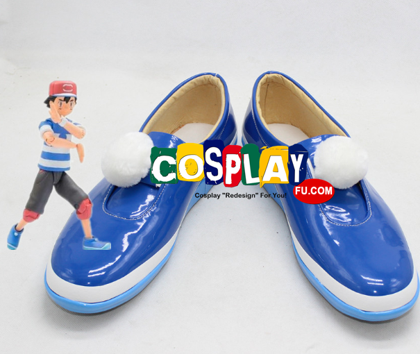 Ash Ketchum Shoes (5018) from Pokemon