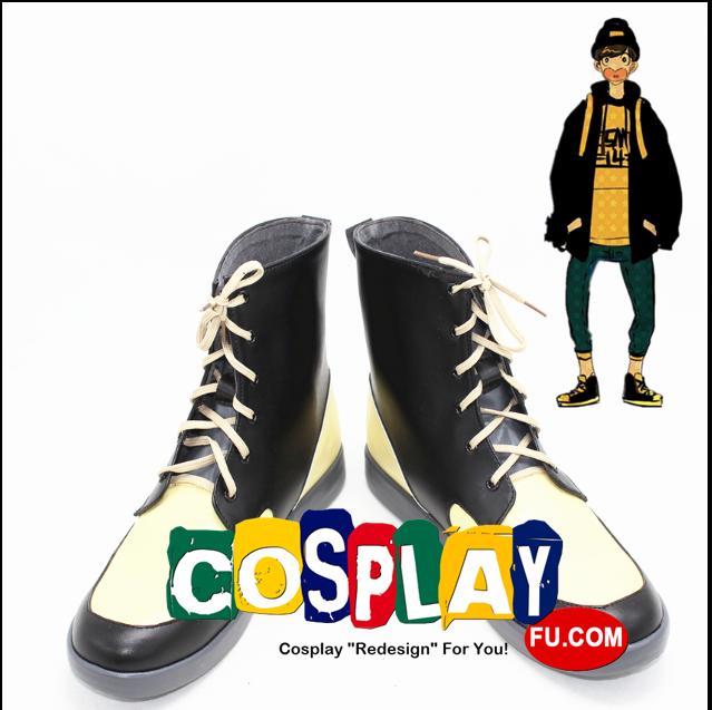 Jyushimatsu Matsuno Shoes (4045) from Osomatsu-kun