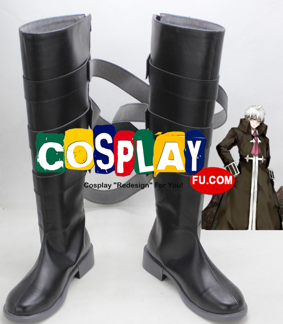 Charles-Henri Sanson Shoes (6520) from Fate Grand Order