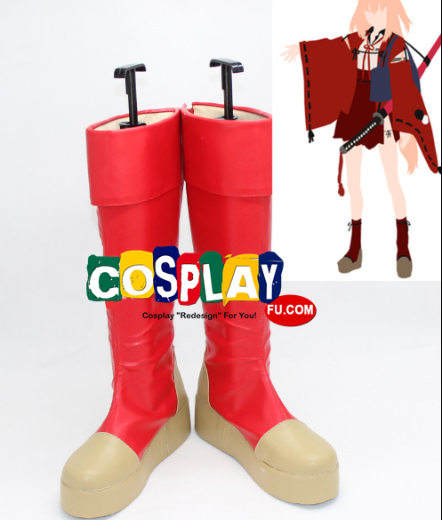 Suzuka Gozen Shoes (0856) from Fate Grand Order