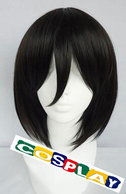 Mikasa Ackerman wig from Attack On Titan