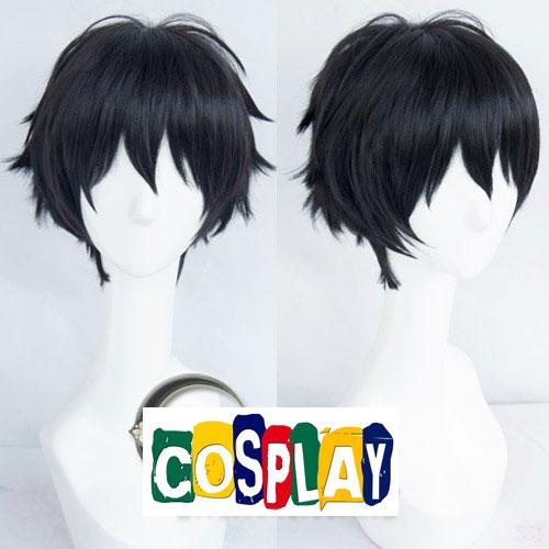 Touru Yukimura wig from Aoharu x Machinegun