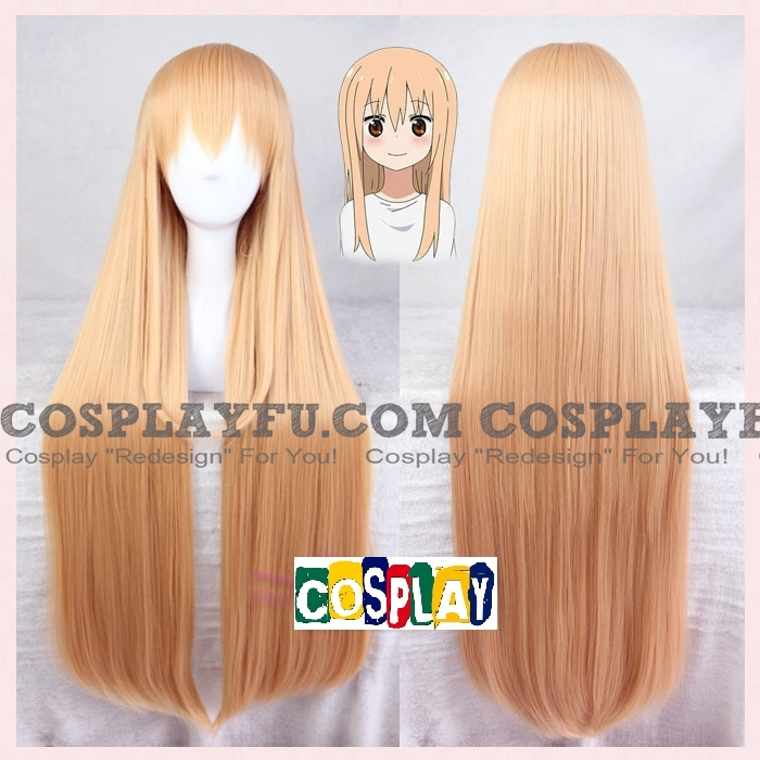 Canute wig from Vinland Saga