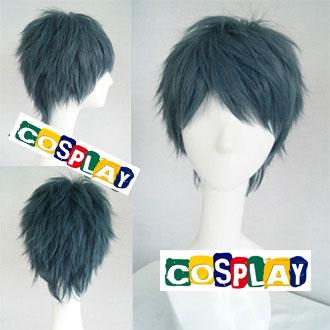 Short Green Wig (2299)