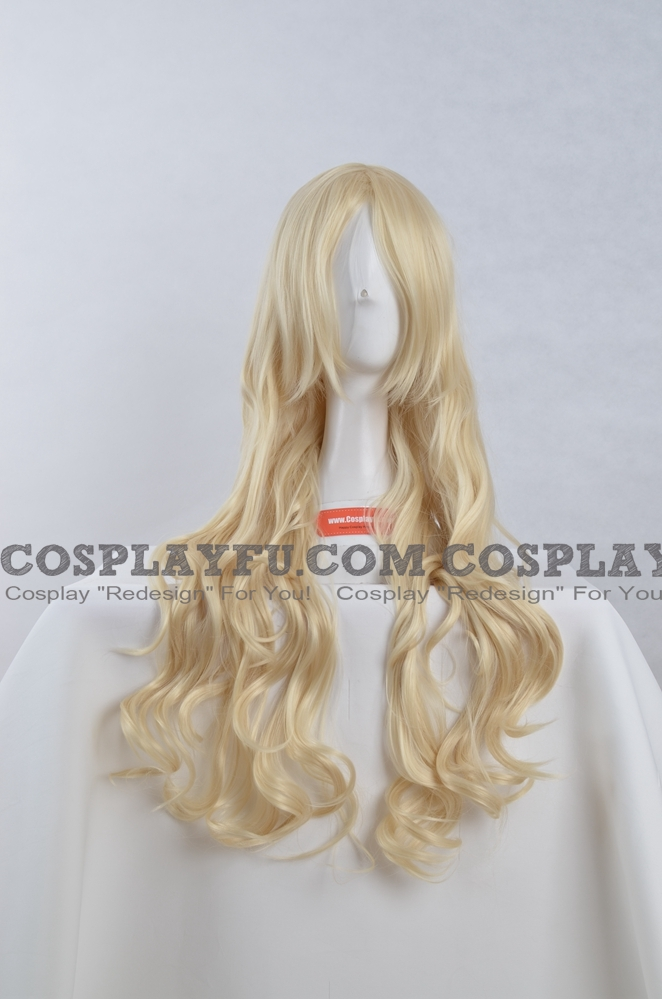 Zhurong wig from Dynasty Warriors