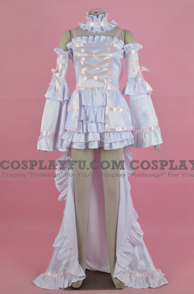 Chobits Chii Traje (Pink and White)