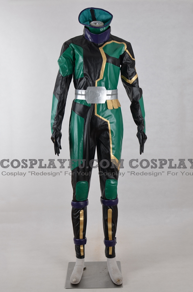 Yuusaku Cosplay Costume from Yu-Gi-Oh! VRAINS
