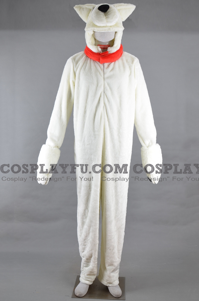 Watchdog-Man Cosplay Costume from One Punch Man