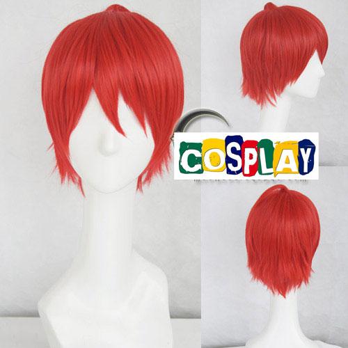 Mega Blaziken wig from Pokemon