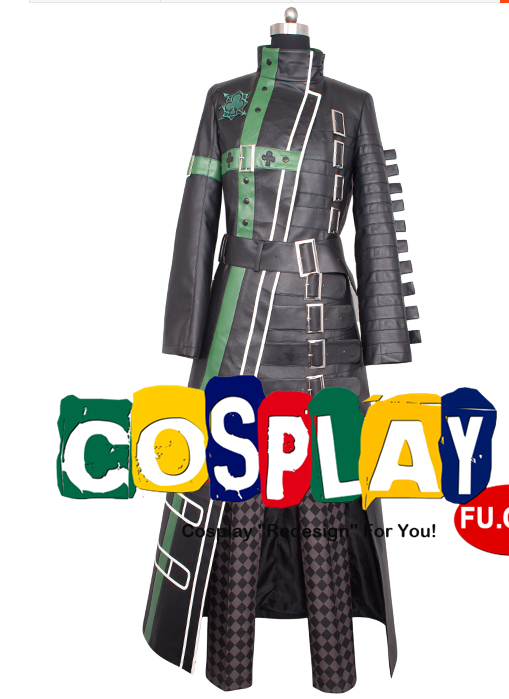 Kent Cosplay Costume from Amnesia