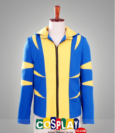 Wolverine Cosplay Costume Jacket from X-Men