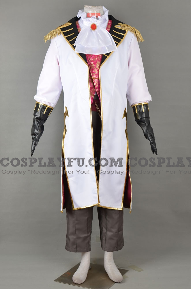 Tales of Berseria Eizen Costume (Pirate)