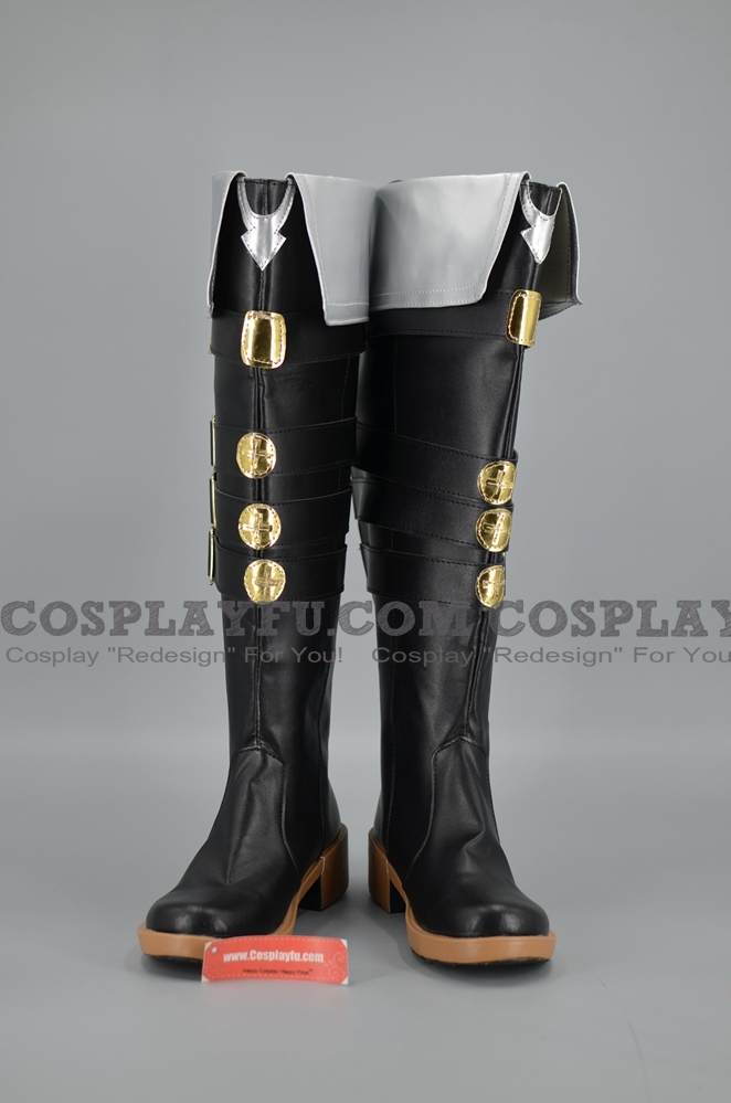 Tales of Berseria Eizen chaussures (Pirate)