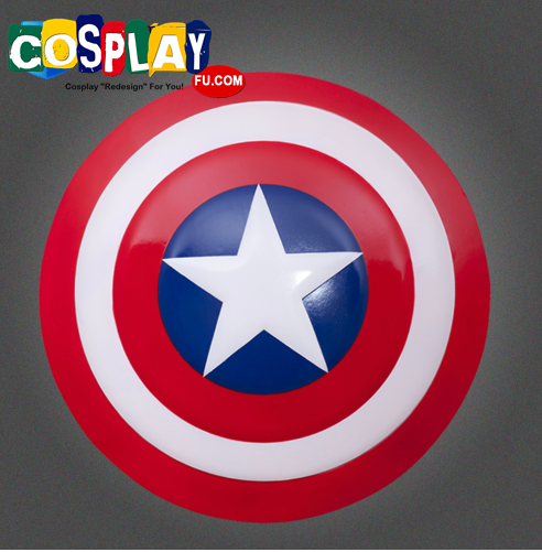 Captain America Cosplay Costume Shield from Captain America