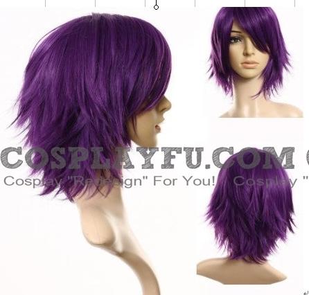 Sieg wig from Yume 100 Princes