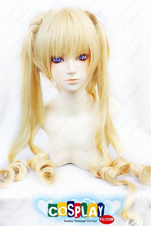 Tsukumo wig from Karneval