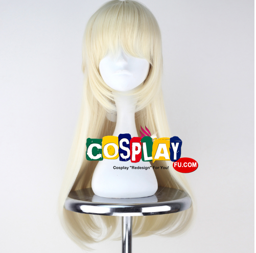 Long Straight Blonde Wig (8324)