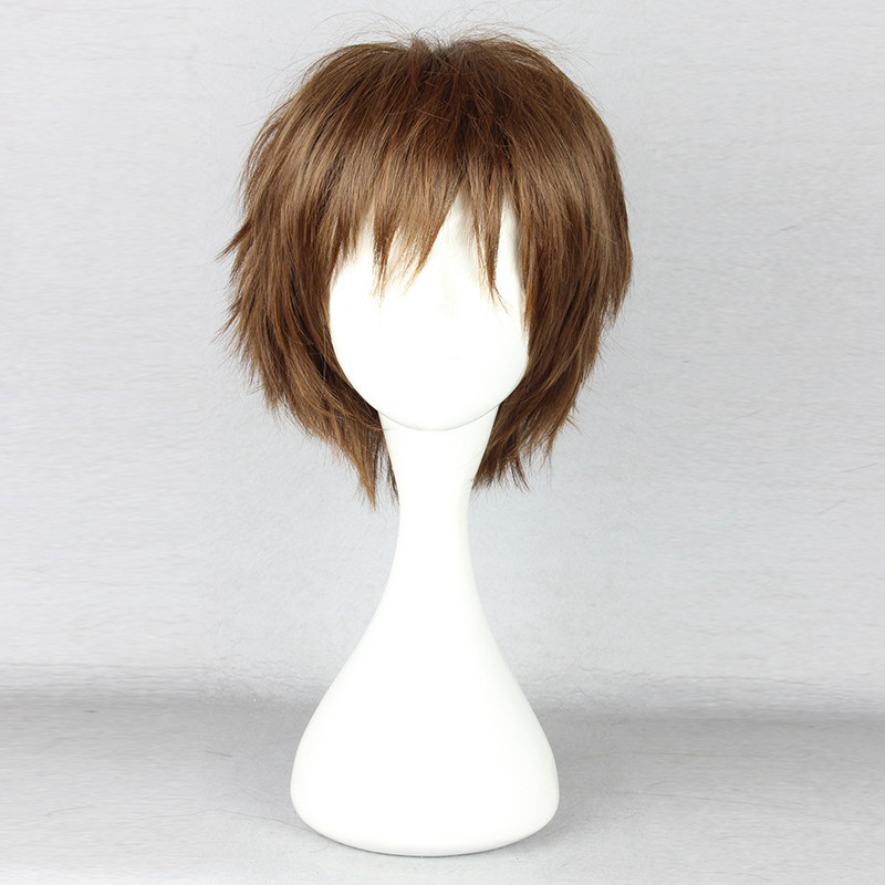John H. Watson wig from The Empire of Corpses