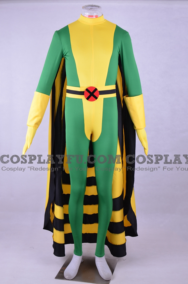 Banshee Cosplay Costume from X-Men