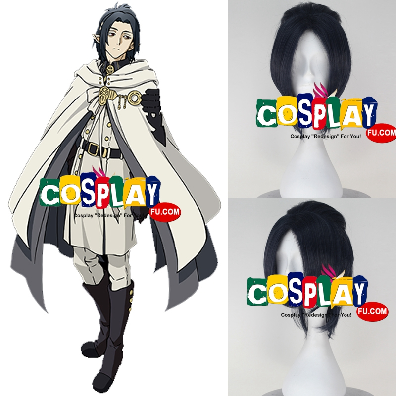Rene Simm wig from Seraph of the End