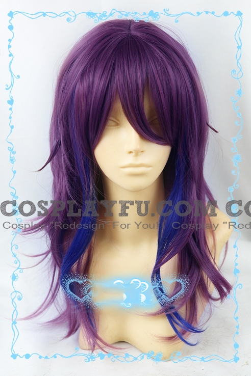 Yukari Mishakuji wig from K