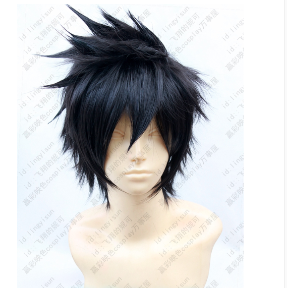 Raichi Todoroki wig from Ace of Diamond