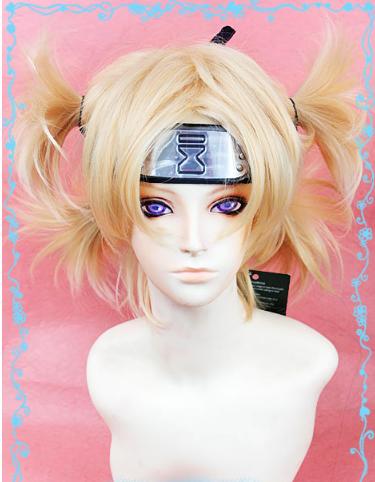 Medium Blonde Wig (8988)