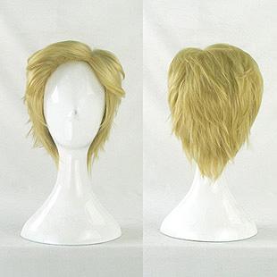 Yoshifumi Nitta wig from Hinamatsuri