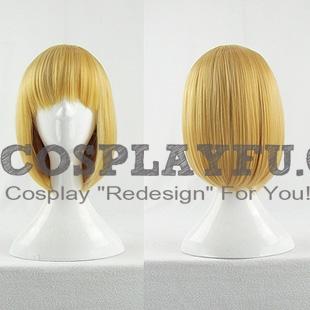 35 cm Short Blonde Wig (8448)
