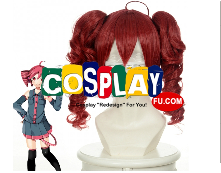 Teto Kasane wig from Vocaloid