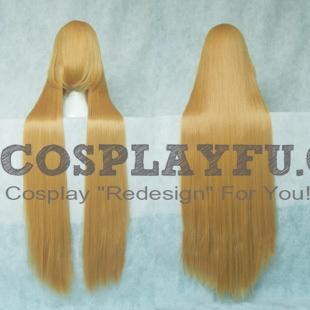 120 cm Long Blonde Wig (8848)