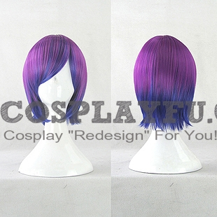 Quake wig from Marvel Rising