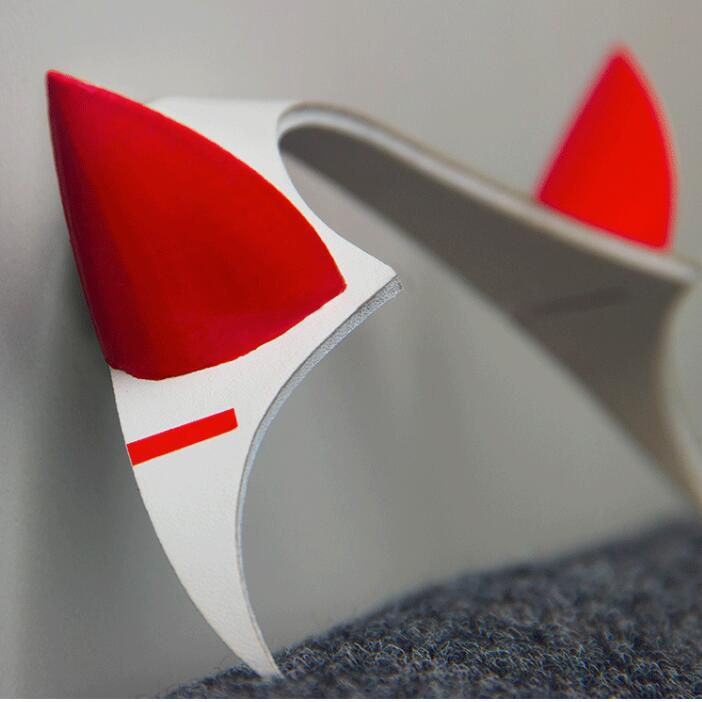 Code 002 Hair Accessory from Darling in the FRANXX