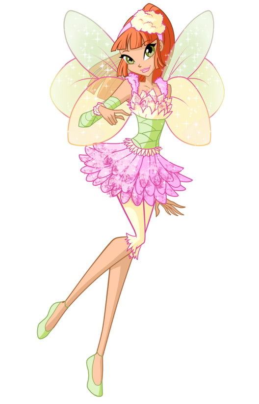 Miele Cosplay Costume from Winx Club