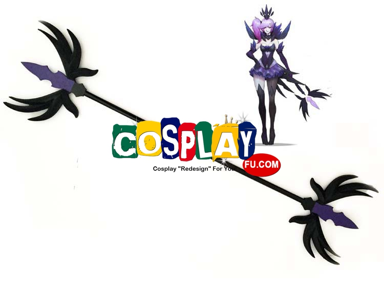 Lux the Lady of Luminosity Cosplay Costume Staff from League of Legends (1740)