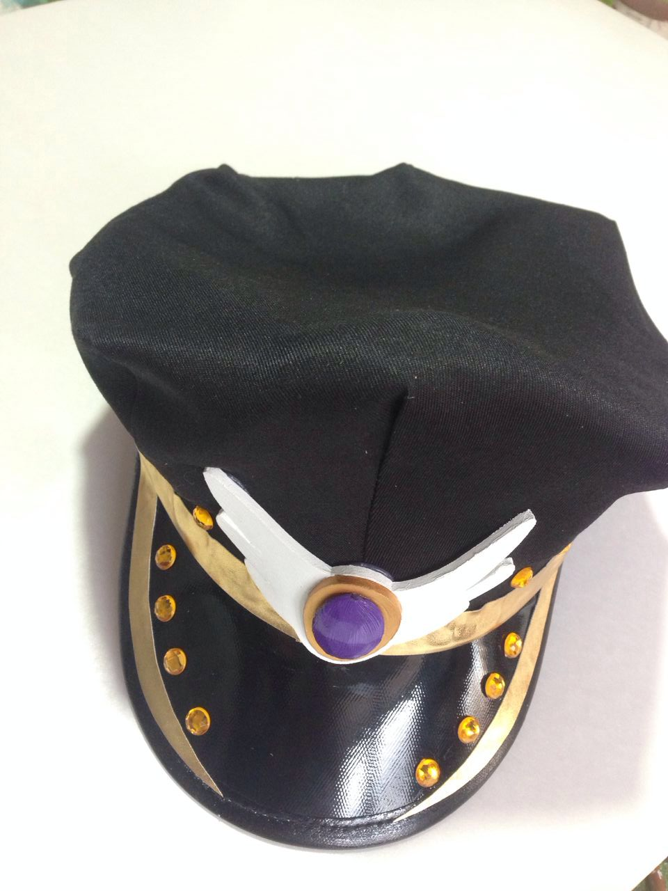 Orca Cosplay Costume Hat from MapleStory (969)