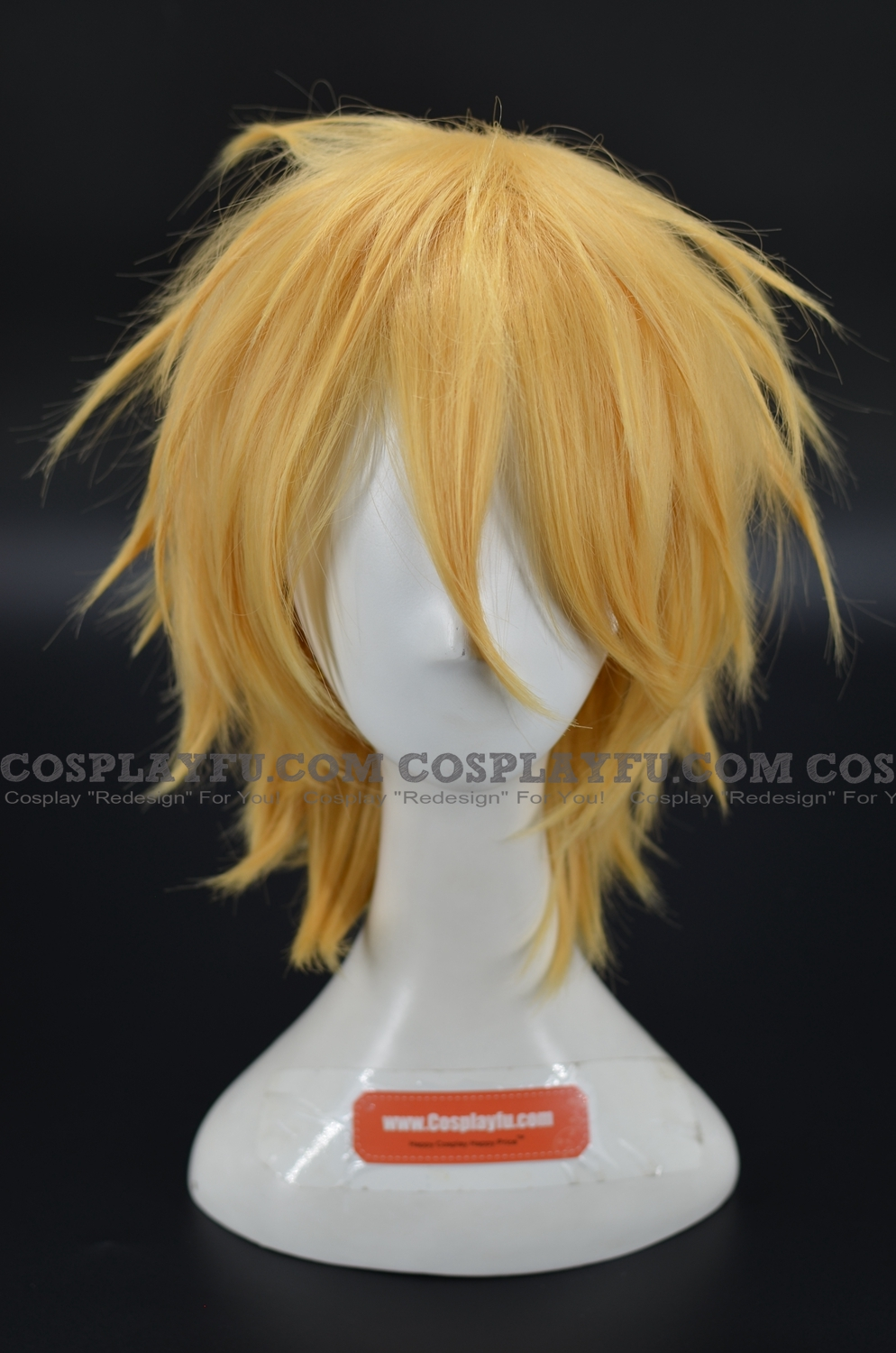 Edgar J. C. Ashenbert wig from Hakushaku to Yosei