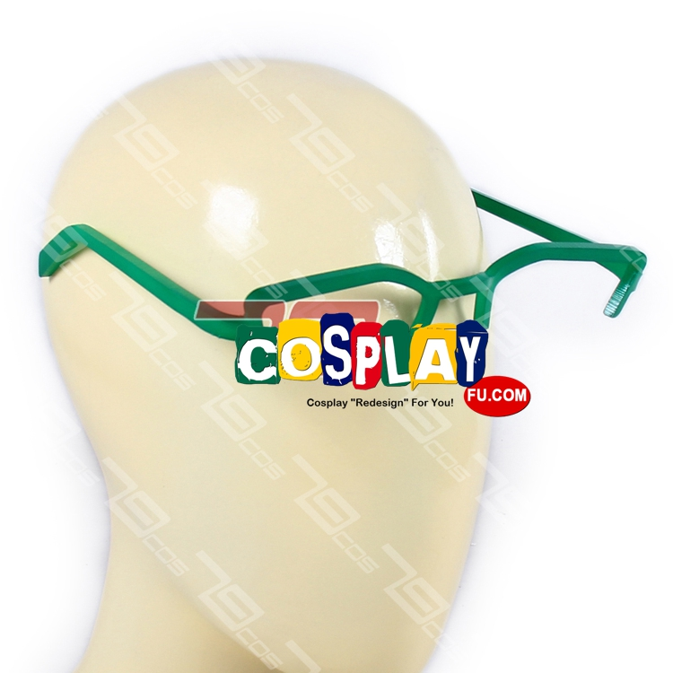 Takeru Homura Cosplay Costume Glasses from Yu-Gi-Oh! VRAINS (992)