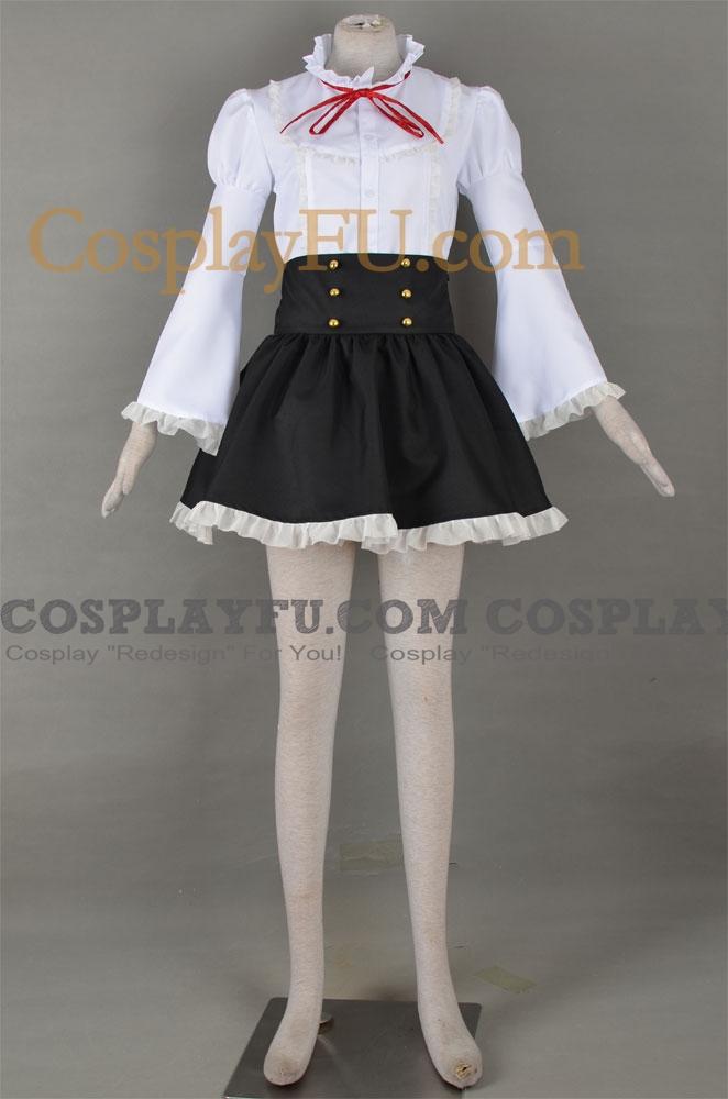 Yukimi Cosplay Costume from The Idolmaster Cinderella Girls