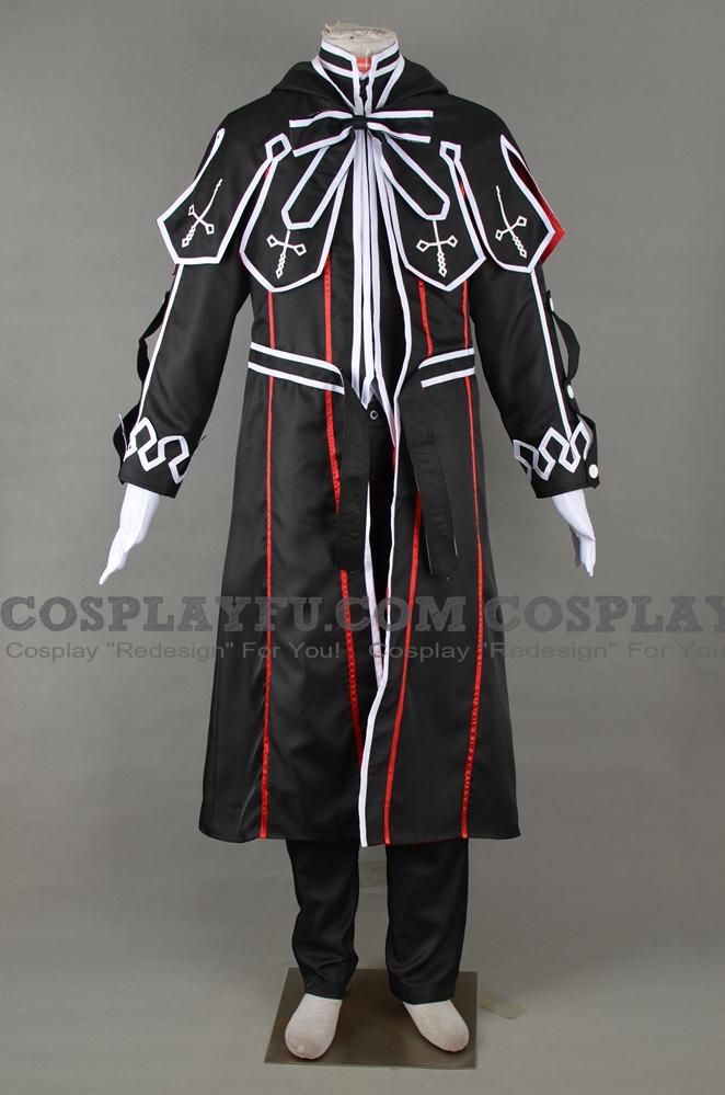 Zest Cosplay Costume from Shining Resonance