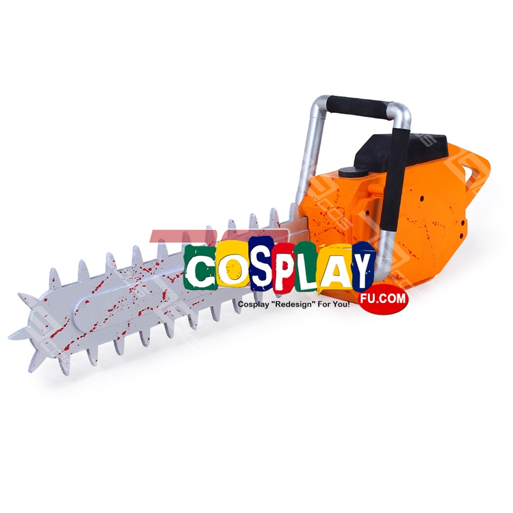Chainsaw mania Cosplay Costume Prop from Resident Evil (2948)