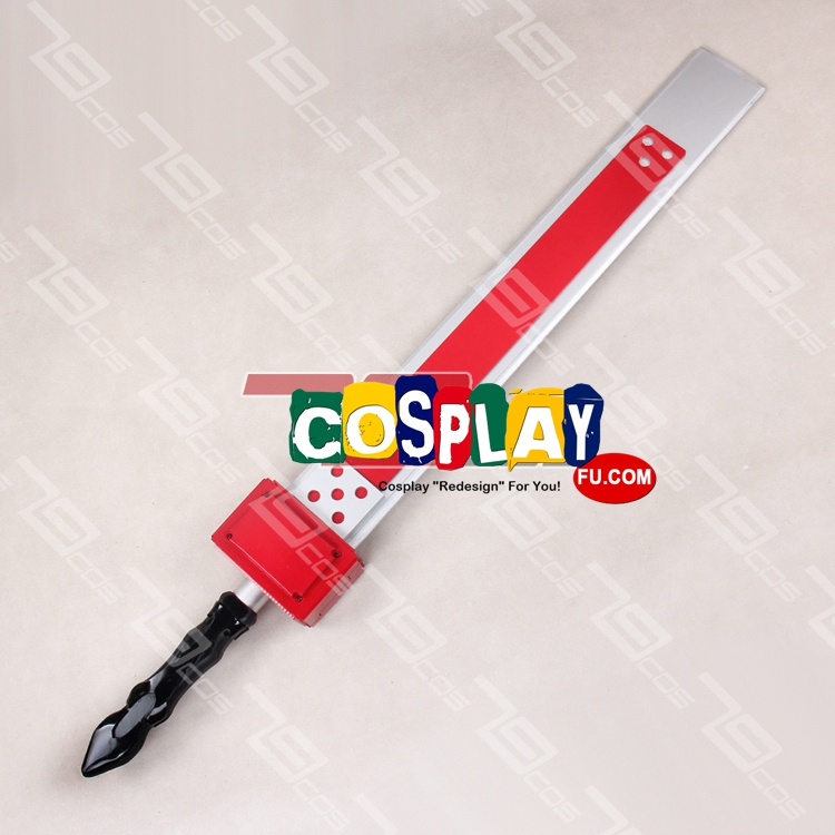 Sol Badguy Cosplay Costume Sword from Guilty Gear (2716)