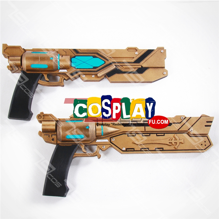 Siegfried Cosplay Costume Gun from The Legend of Heroes (3955)